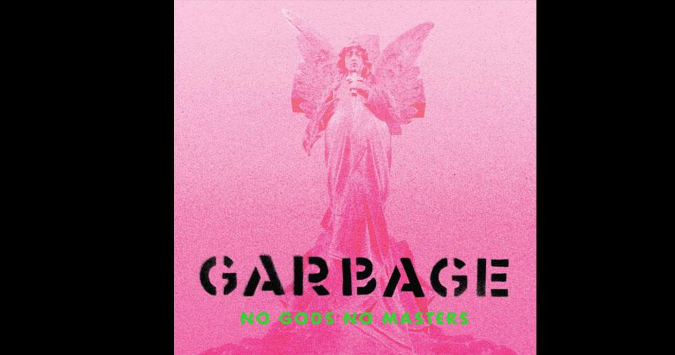 """Garbage anuncia novo álbum e libera seu 1º single: """"The Men Who Rule The World"""""""