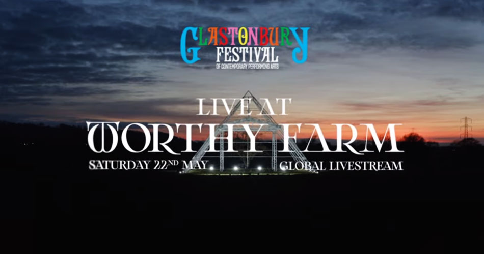 Glastonbury anuncia livestream global com Coldplay, Damon Albarn, IDLES e muito mais
