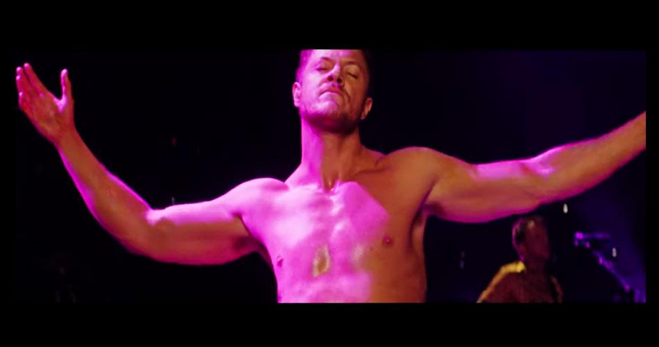 """Novo clipe do Imagine Dragons tem """"treta entre bandas de Las Vegas"""""""