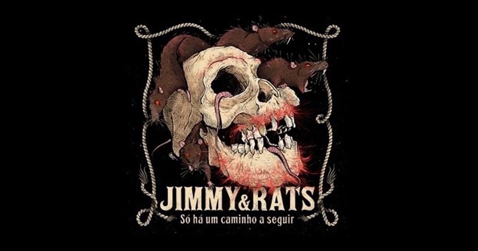 """Jimmy & Rats lançam álbum """"Só Há um Caminho a Seguir"""" e liberam clipe da faixa """"Pra Nunca se Entregar"""""""