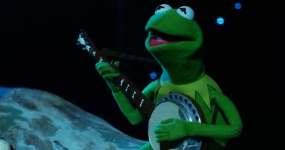 """Canção """"The Rainbow Connection"""", dos Muppets, é agora patrimônio cultural dos Estados Unidos"""