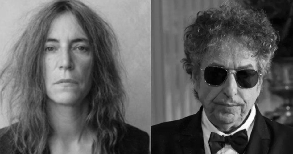 Patti Smith prepara show para celebrar 80 anos de Bob Dylan