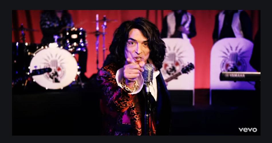 """Paul Stanley, do Kiss, lança clipe de """"I, Oh I"""" com sua banda de R&B"""