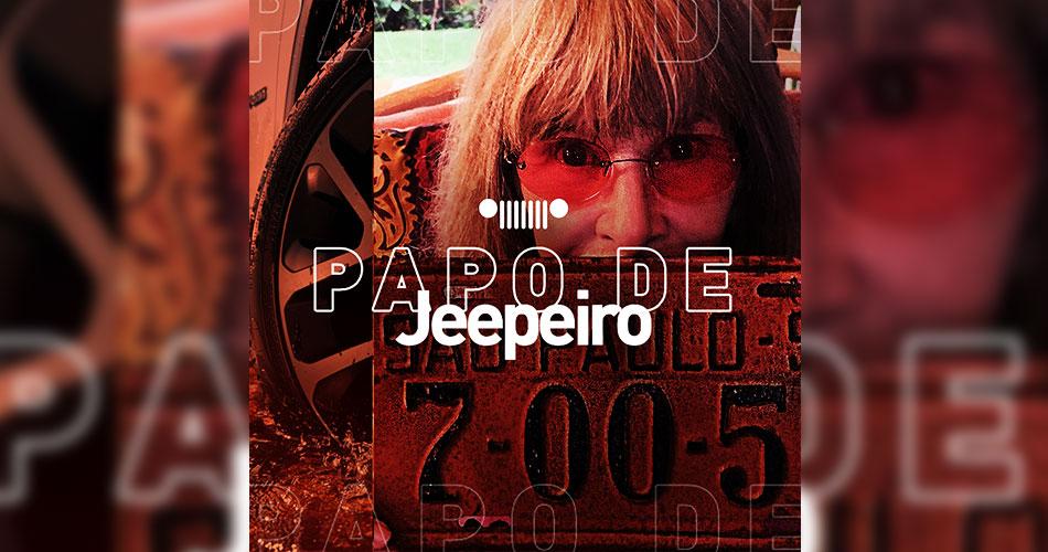 Em podcast, Rita Lee revela suas aventuras com o Jeep Charles