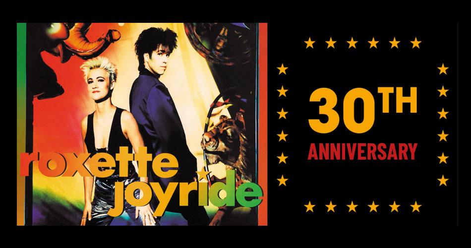 """Álbum """"Joyride"""", do Roxette, faz 30 anos e ganha edição especial"""