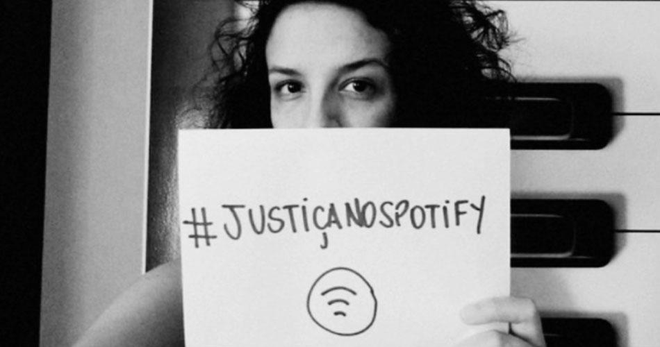 Organização de músicos realiza protesto global contra o Spotify