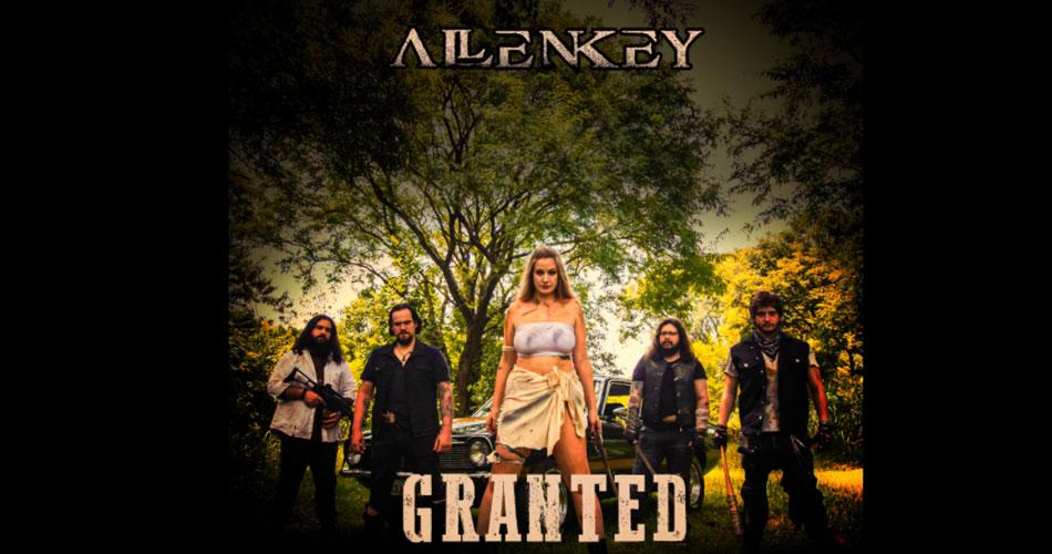 """Allen Key disponibiliza videoclipe do single """"Granted"""""""