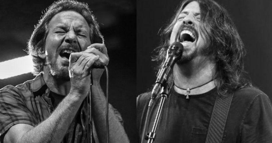 Foo Fighters e Eddie Vedder são confirmados em livestream em prol de vacinas contra covid-19