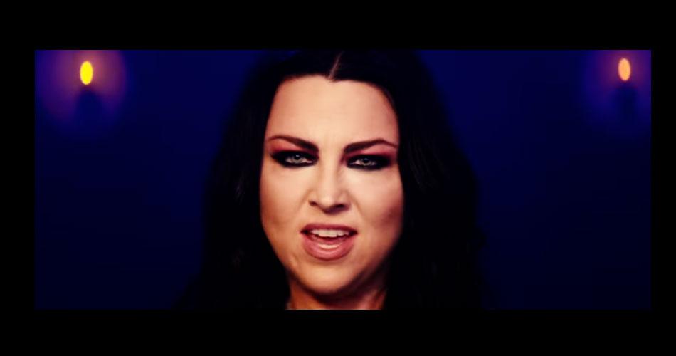 Evanescence anuncia livestream gratuito e libera novo videoclipe