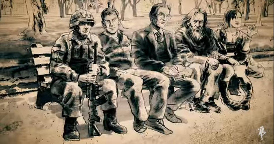 """""""Aqualung"""", clássico do Jethro Tull, ganha novo clipe que questiona questão da falta de moradia"""
