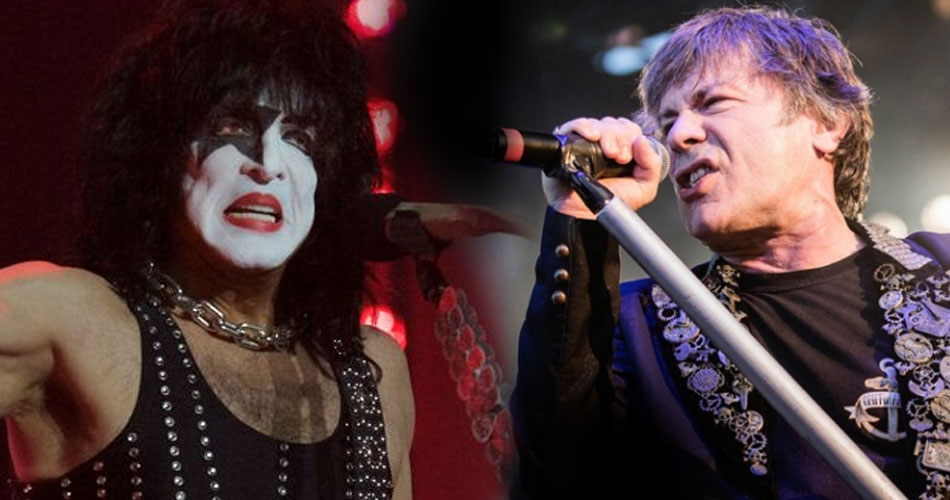 "Paul Stanley diz que é ""insanidade"" o Iron Maiden não estar no Rock And Roll Hall Of Fame"