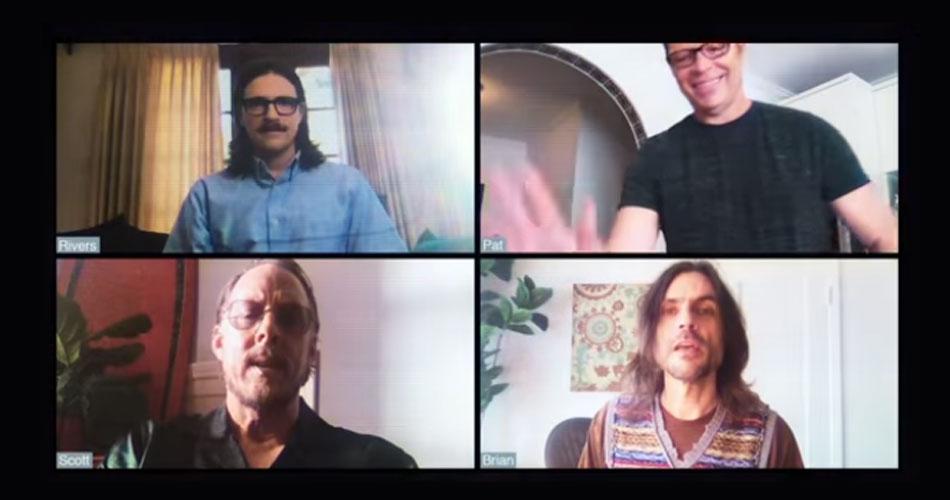 Weezer: novo videoclipe mergulha nas dificuldades das relações com a pandemia