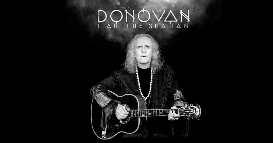Donovan completa 75 anos lançando clipe produzido por David Lynch