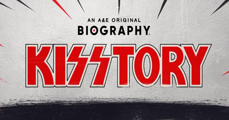 """Veja trailer de """"KISStory"""", novo documentário do Kiss"""