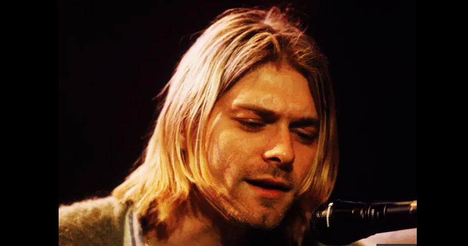 Seis fios de cabelo de Kurt Cobain são vendidos por 74 mil reais