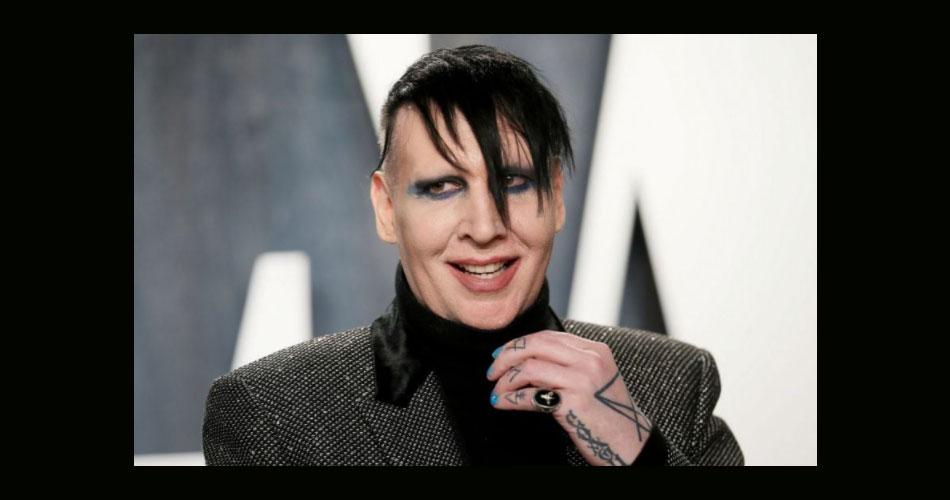 Marilyn Manson é procurado pela polícia