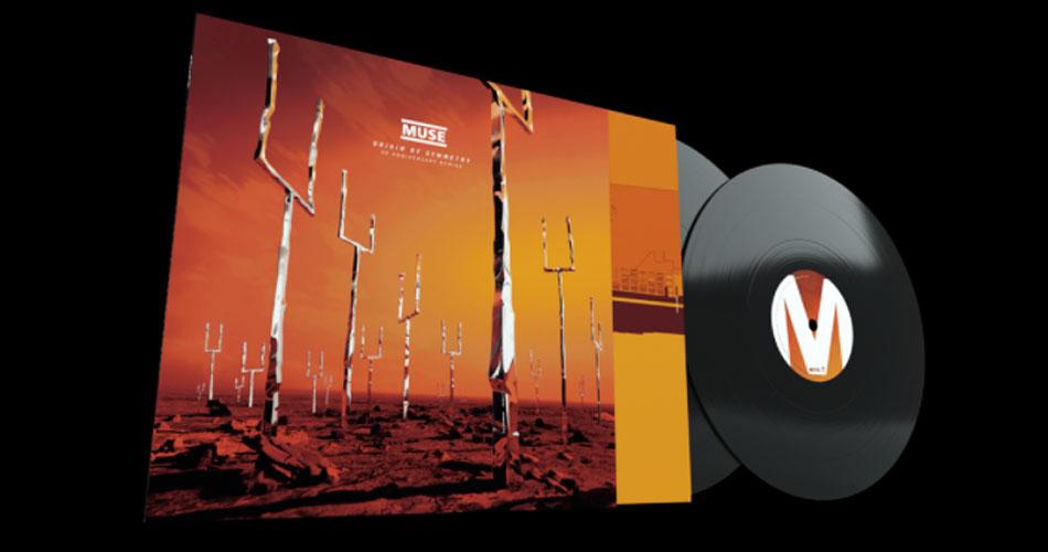 """Muse prepara edição de 20 anos do álbum """"Origin of Symmetry"""""""