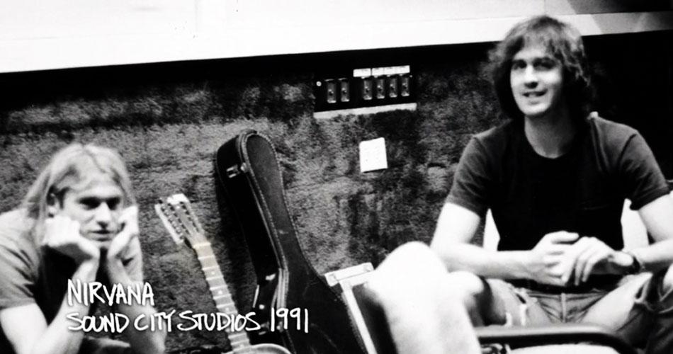 """Nirvana e os 30 anos da gravação de """"Nevermind"""""""