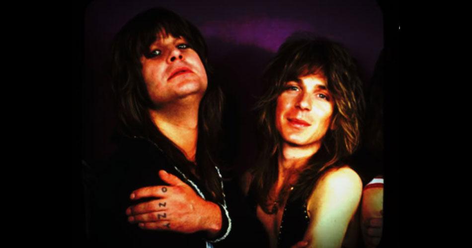 """""""Genialidade finalmente reconhecida"""", diz Ozzy Osbourne sobre entrada de Randy Rhoads no Hall da Fama do Rock"""