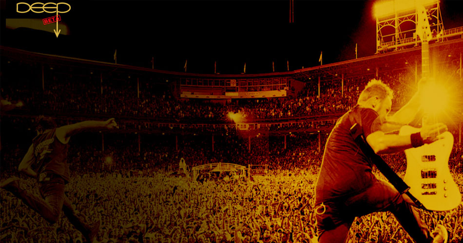 Novo projeto do Pearl Jam disponibiliza audição de mais de mais de 180 shows