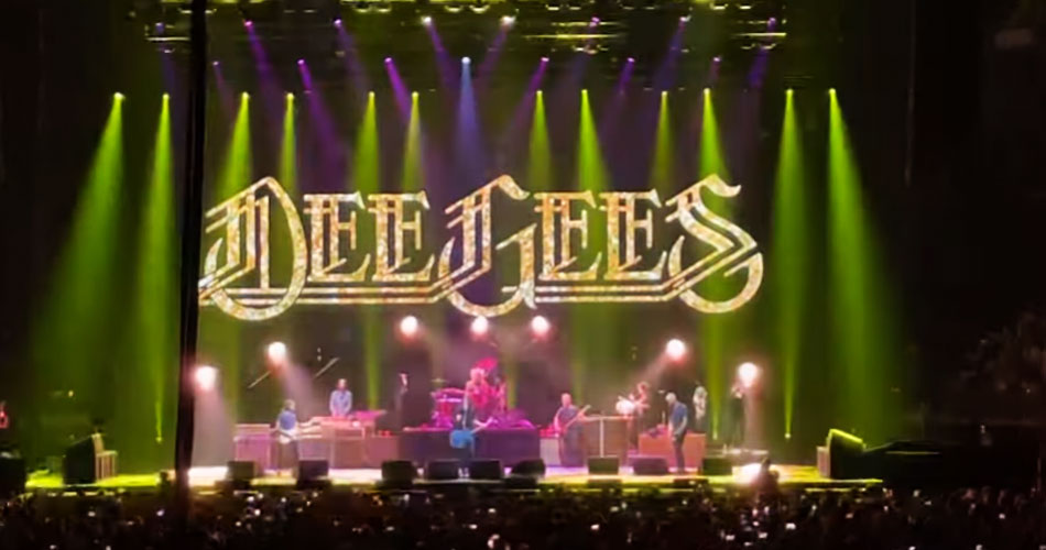Foo Fighters reabre Madison Square Garden com covers de Bee Gees, Queen e Radiohead