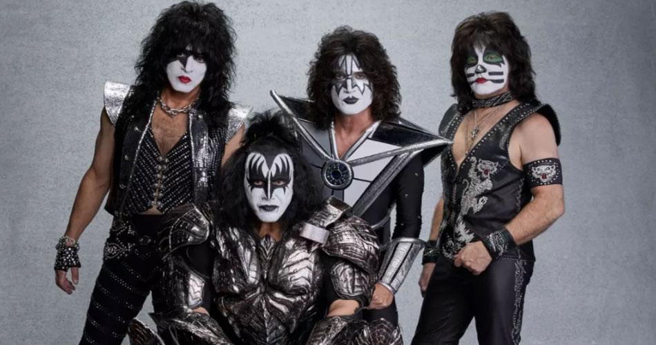 Para Paul Stanley, formação atual do Kiss é melhor do que a original