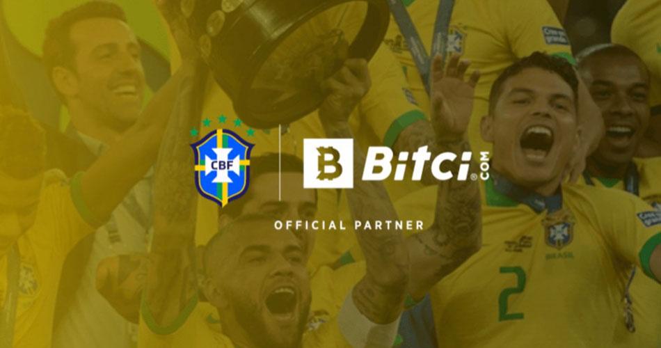 """Seleção Brasileira anuncia seu """"parceiro de negócios de blockchain"""""""