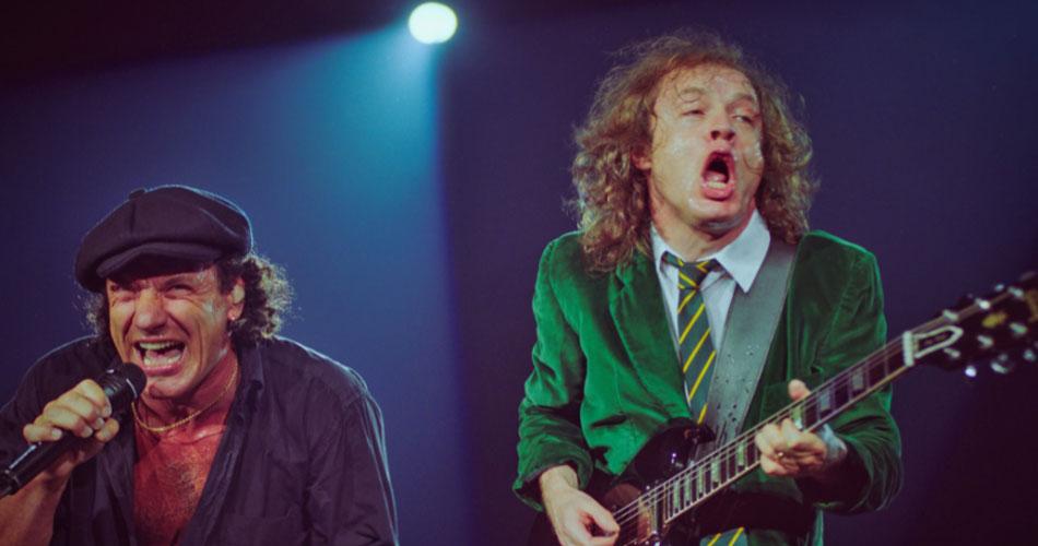 AC/DC: Sony Music passa a administrar catálogo da banda em todo mundo
