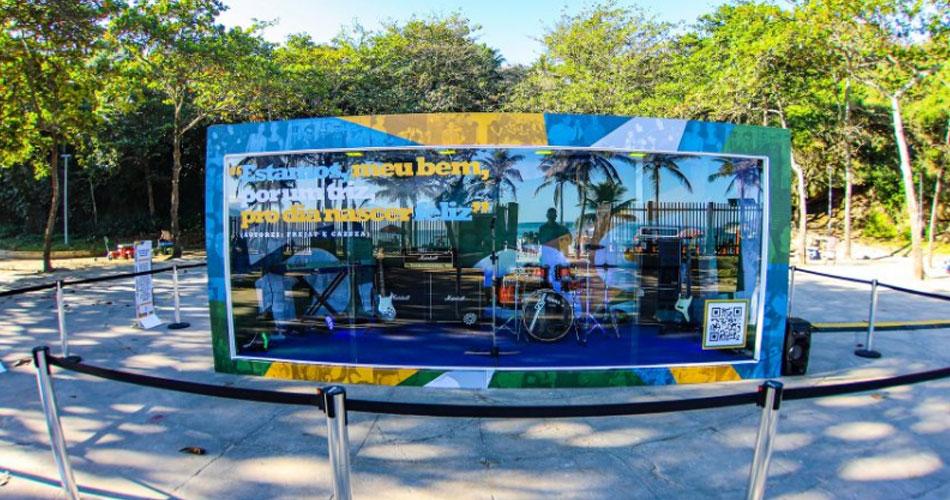 Projeto itinerante reúne grandes nomes do rock nacional da década de 80
