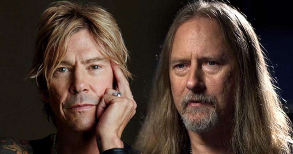 Jerry Cantrell, do Alice in Chains, conta com Duff McKagan, do Guns N´Roses, em seu novo disco solo