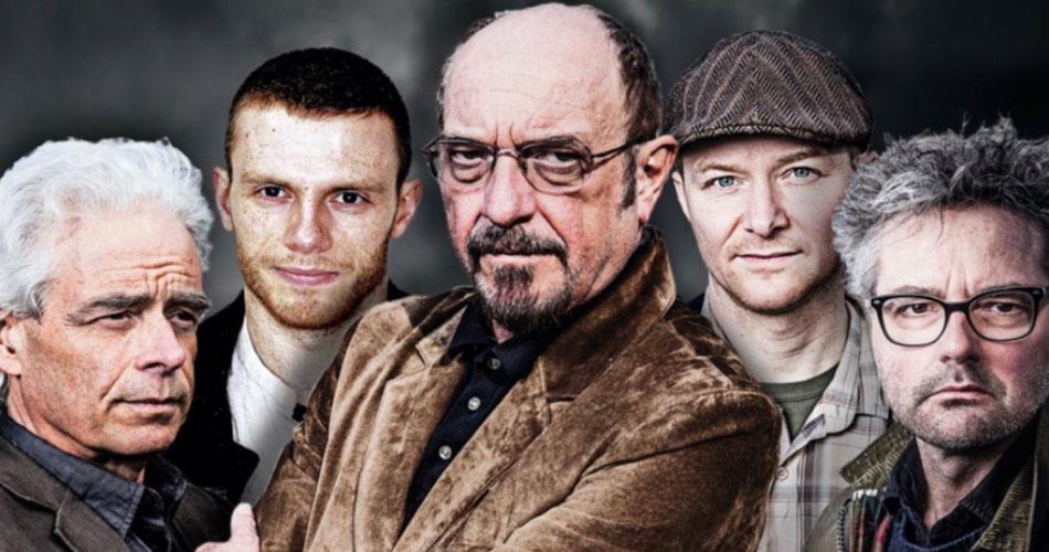 Jethro Tull anuncia primeiro novo álbum em duas décadas