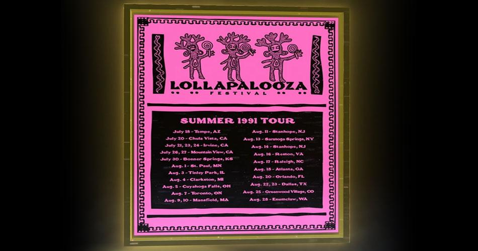 Lollapalooza lança sua primeira coleção de NFTs