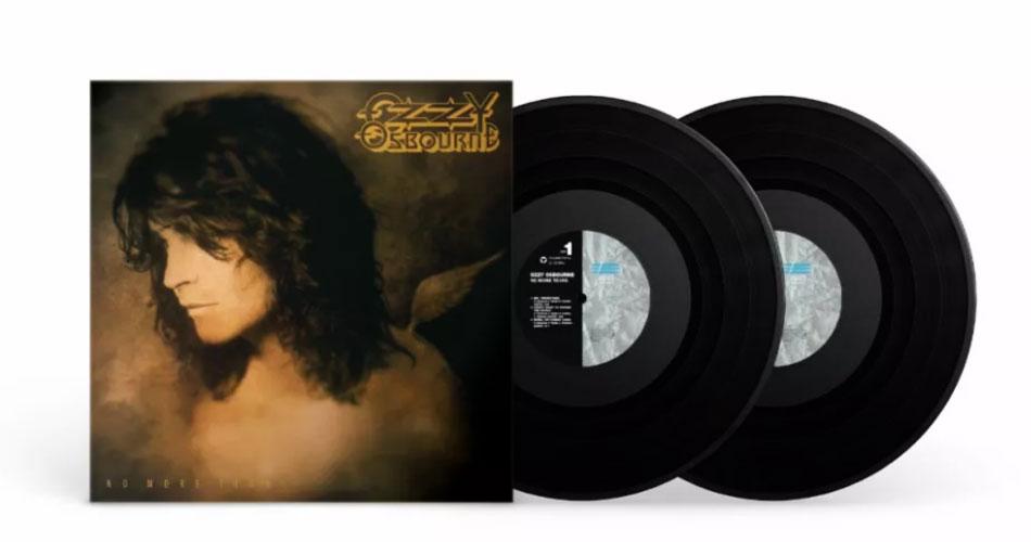 """Ozzy Osbourne anuncia edição comemorativa de 30 anos do álbum """"No More Tears"""""""