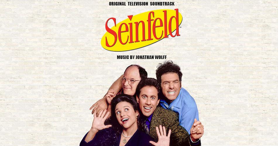 Trilha sonora de Seinfeld é lançada 23 anos após fim da série