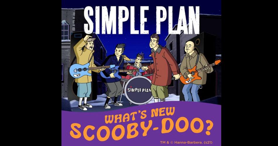Simple Plan: música tema do Scooby-Doo chega às plataformas digitais