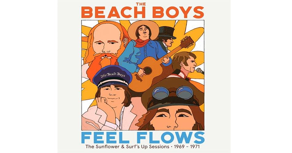 """Beach Boys liberam versão à capela de """"Surf's Up"""""""