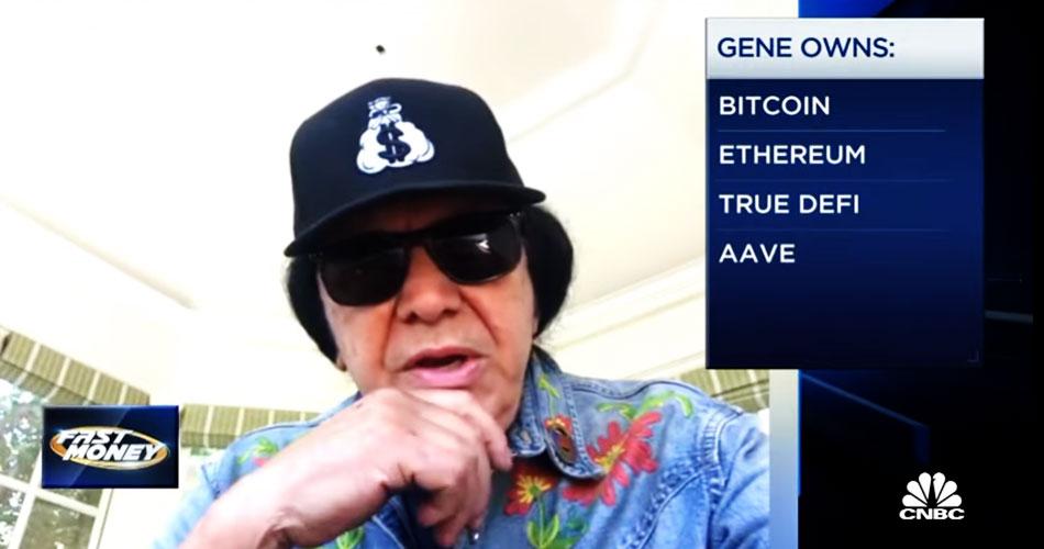 Gene Simmons, do Kiss, faz previsões otimistas para valor do Bitcoin