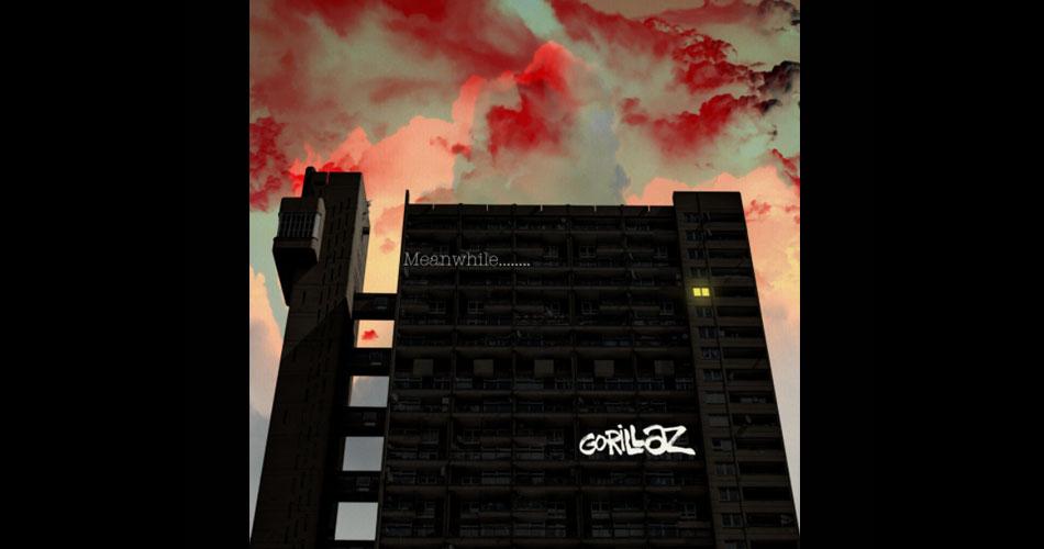 """Gorillaz lança novo EP; ouça na íntegra """"Meanwhile"""""""