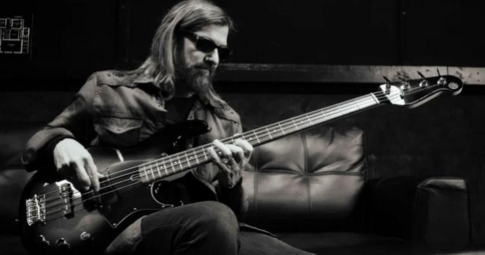 Megadeth convoca seu ex-baixista James LoMenzo para próxima turnê