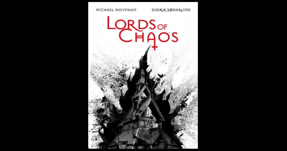 """Livro """"Lords of Chaos"""" ganha nova edição no Brasil"""