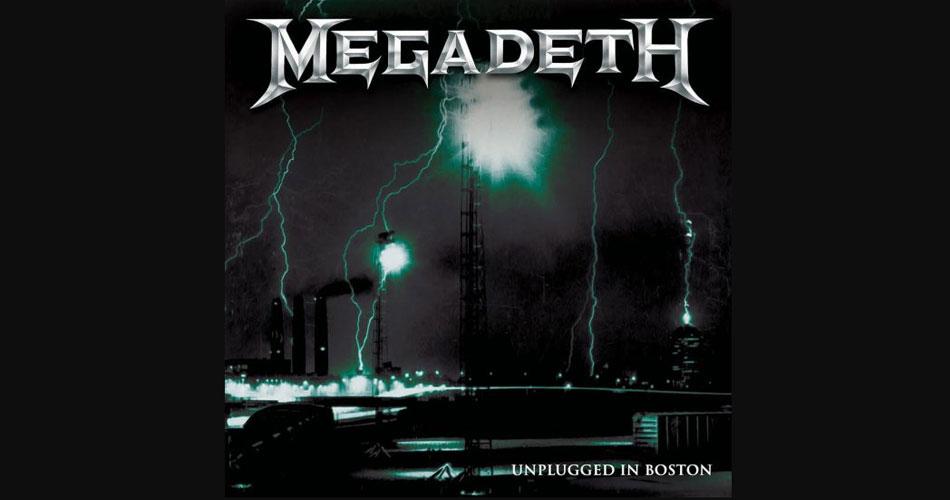 Megadeth disponibiliza álbum unplugged; ouça na íntegra
