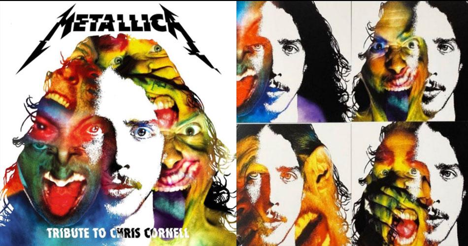 Metallica lança LP em homenagem a Chris Cornell