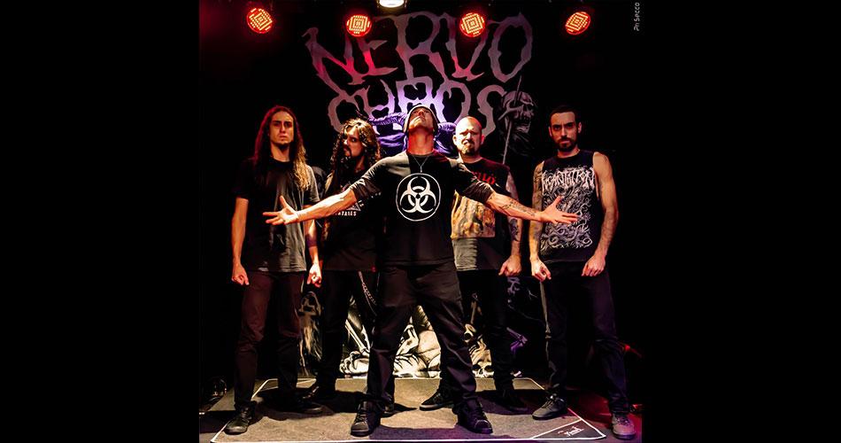 """NervoChaos: ouça """"Pazuzu Is Here"""", single do novo álbum de regravações"""