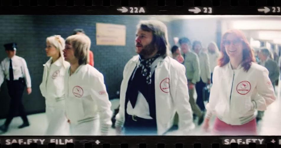 ABBA libera primeiro material inédito em 40 anos
