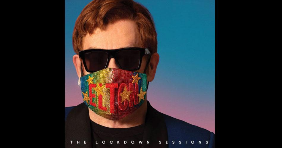 Elton John: novo álbum tem música do Metallica e participação de Eddie Vedder