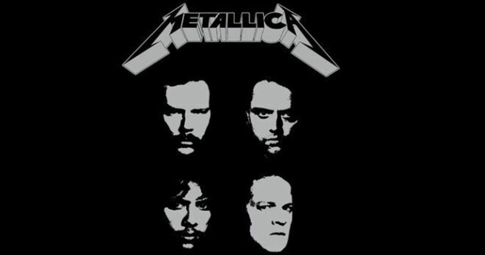 """Metallica: após três décadas, """"Black Album"""" retorna ao top 10 da Billboard"""