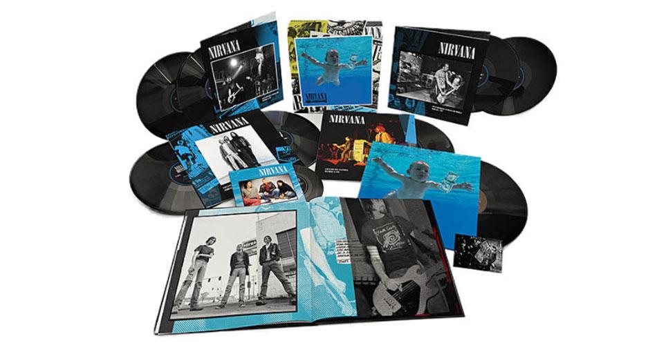 """Nirvana: reedição de """"Nevermind"""" contará com 70 faixas de áudio e vídeo inéditas"""
