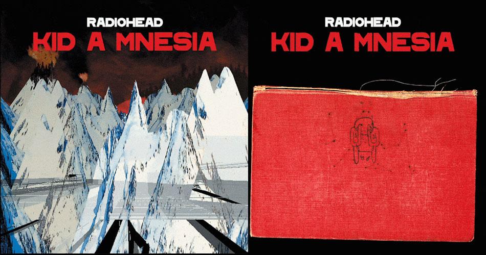 """Radiohead anuncia álbum """"Kid A Mnesia"""" e libera canção inédita"""