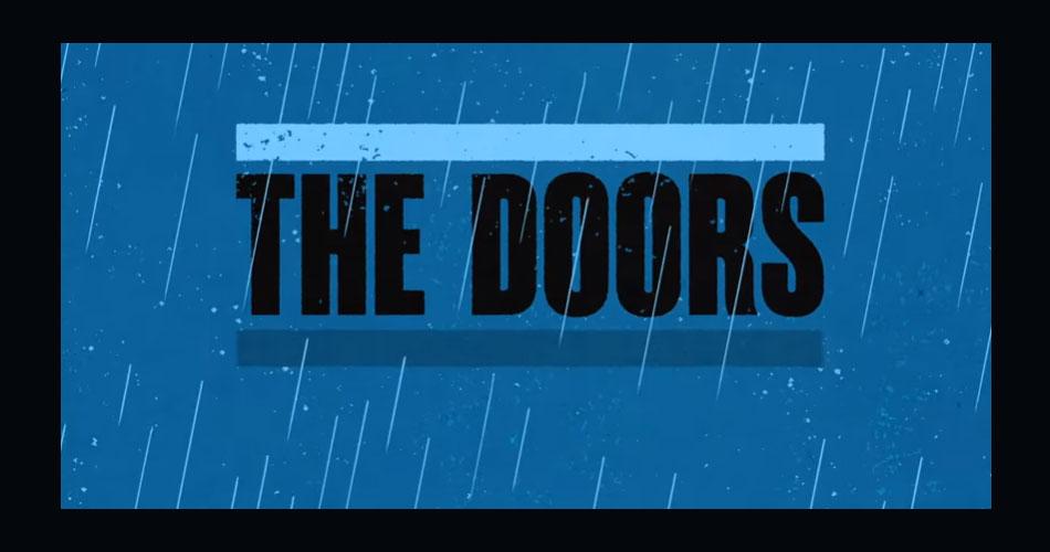 """The Doors: demo original de """"Riders on the Storm"""" chega aos serviços de streaming"""