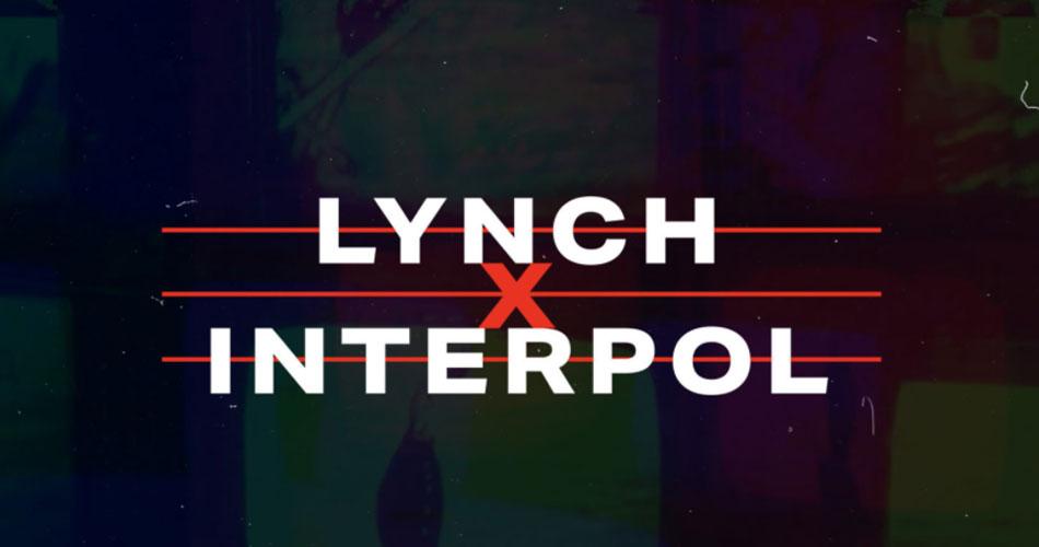 Interpol e David Lynch lançam série colaborativa de NFT